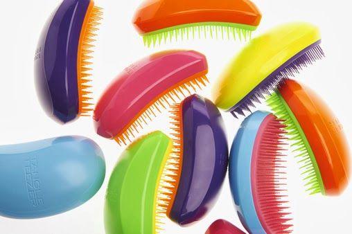 Amostras e Passatempos: Let's Talk About... Beauty - Tangle Teezer Juicy F...