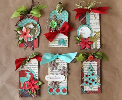 gorgeous Prima tags by the talented Cari Fennell!
