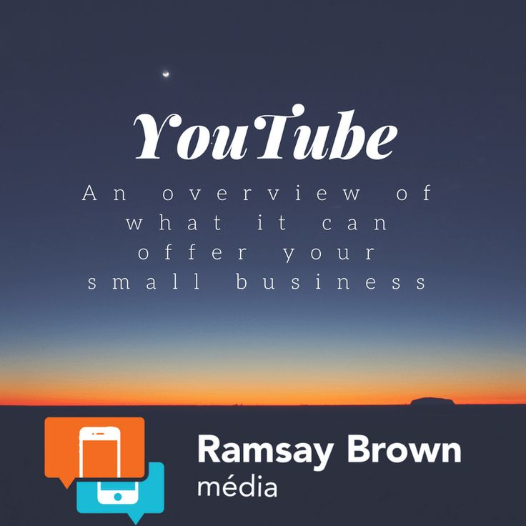 YouTube is one of the top video-sharing websites. What does this mean for the small business owner? Let us explore what YouTube is, how it can be profitable, and if it could be a right fit for you.…