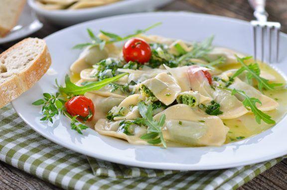 Italienisches Essen zubereiten: Wir zeigen Ihnen wie es funktioniert!