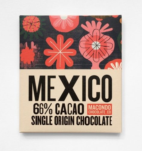 Hand illustrated chocolate packaging, Neasden Control Centre, the studio name of artist Stephen Smith, is behind the eye-catching illustrations that feature on the Macondo Chocolate Co.'s range of five 'single origin' flavours. (scheduled via http://www.tailwindapp.com?utm_source=pinterest&utm_medium=twpin&utm_content=post136409229&utm_campaign=scheduler_attribution)