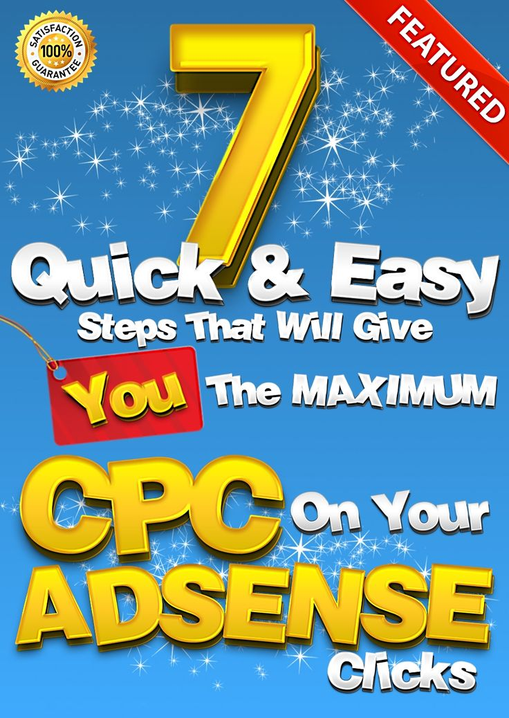 Most adsense information either sucks or is outdated.Some is even downright illegal and will get your adsense account banned. If you are using Adsense to monetize your website, you're being robbed of your earnings by thieves.You can do something about it! It's about time you discovered a new and proven system that will bring Adsense Results like you've never experienced before.I'm going to reveal to you a Shocking secret that is only used by Exclusive Adsense publishers.