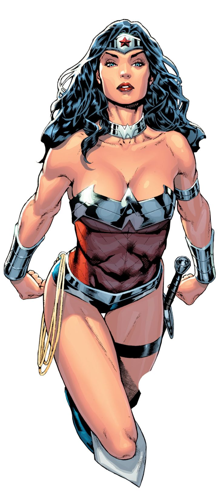 Wonder Woman by Paulo Siqueira