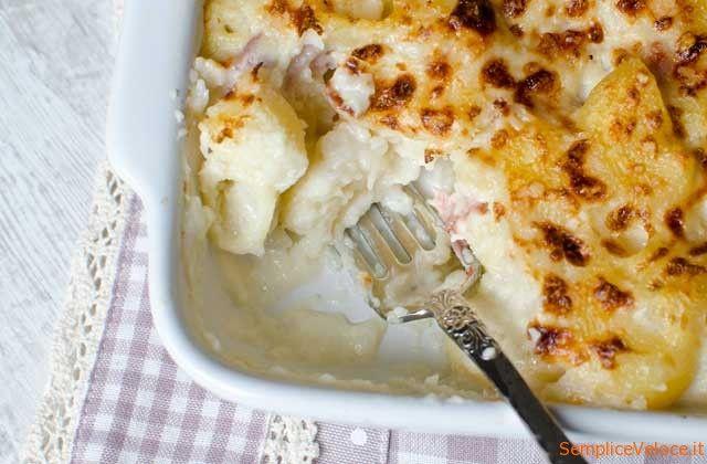Pasta+e+cavolfiore+al+forno