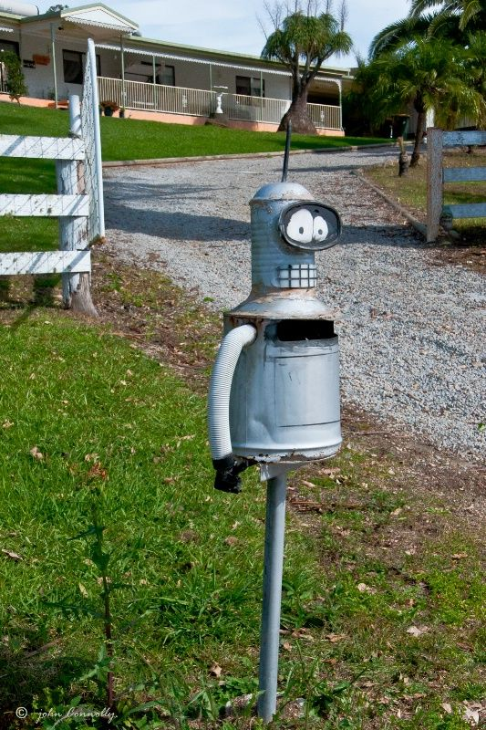 unique mailboxes | Unique Mailbox-Hannam Vale.