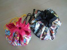 sacs-tapis de piscine