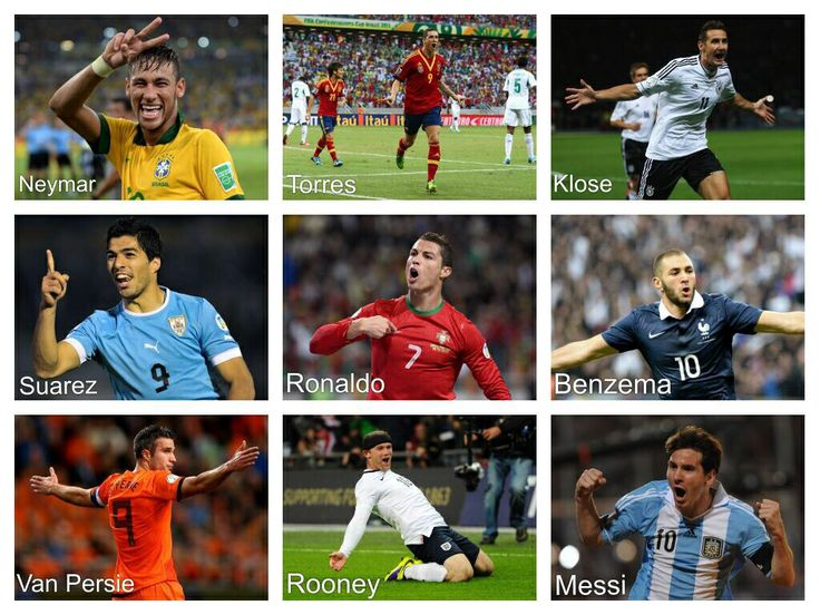 Who will be the best player in the 2014 World Cup in Brazil?