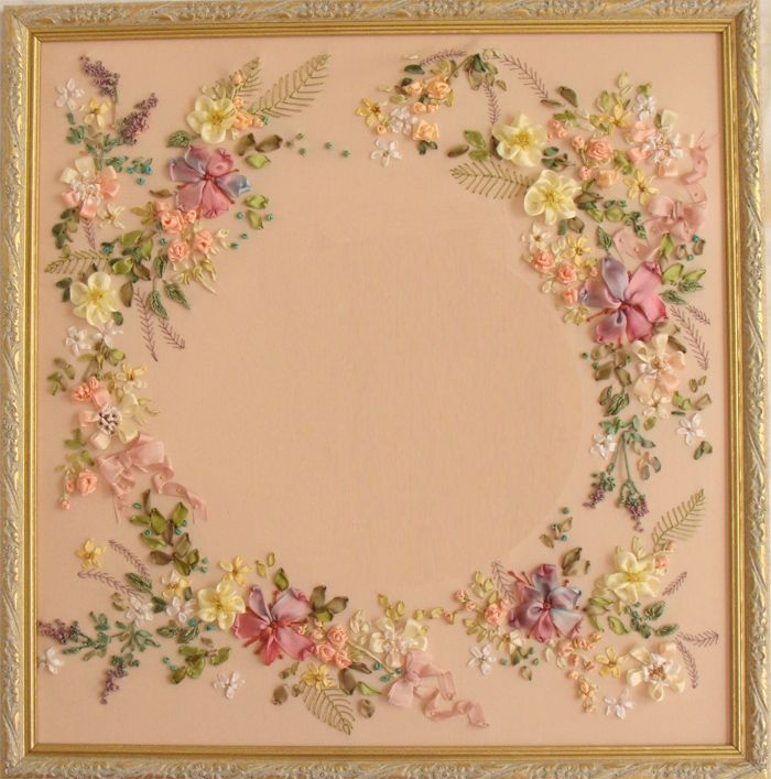 Best images about ribbon embroidery kits on pinterest