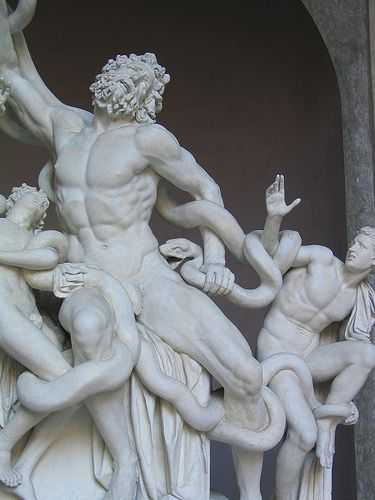 Laocoon Group, Vatican Museum, Rome