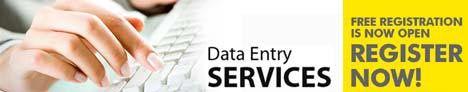 register free online data entry jobs
