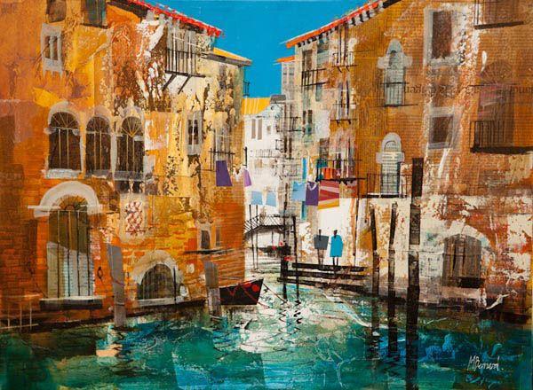 Mike Bernard. Venice, Summer