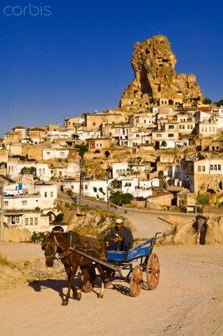 TURKEY - Cappadocia - Ortahisar