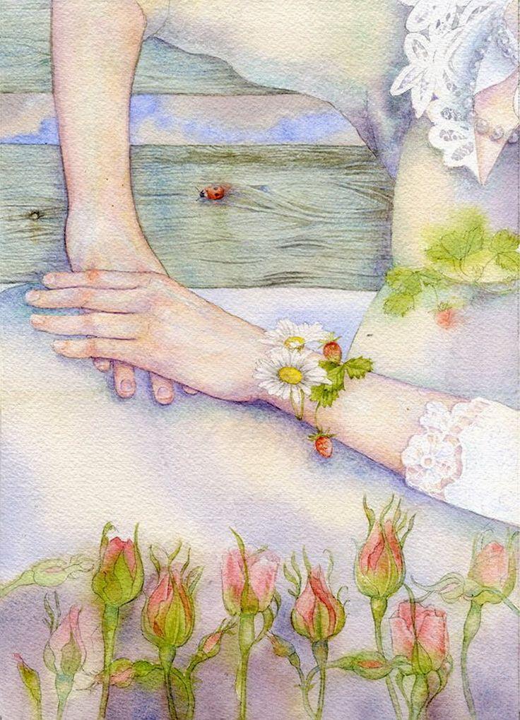 Мария Курбатова(Masha Kurbatova)... | Kai Fine Art