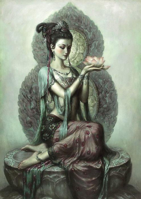 Tattoo kuan yin                                                                                                                                                                                 Más