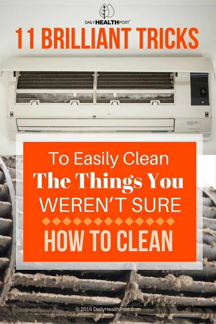 So, we have come up with some quick and easy natural cleaning hacks that will allow you to get the job done as quickly and efficiently as possible.