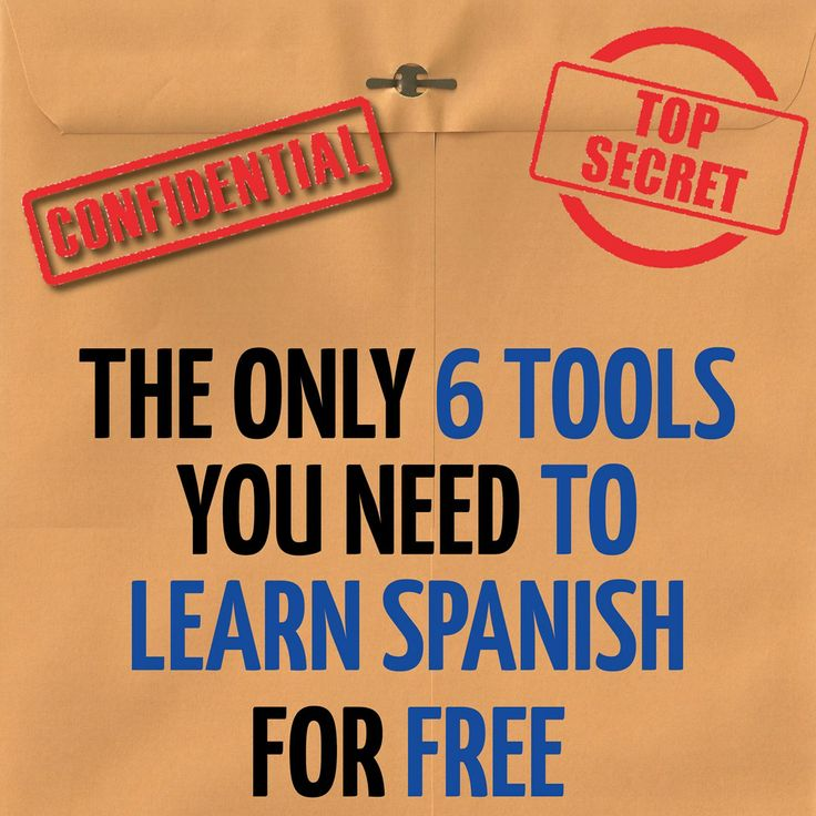 how to learn spanish speaking easily