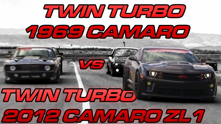 2012 Camaro ZL1 1300hp vs 1969 Camaro 1200hp #chevrolet #camaro #camarozl1 #cars #autos #gm #performance #hot #dragrace #racing #tuning