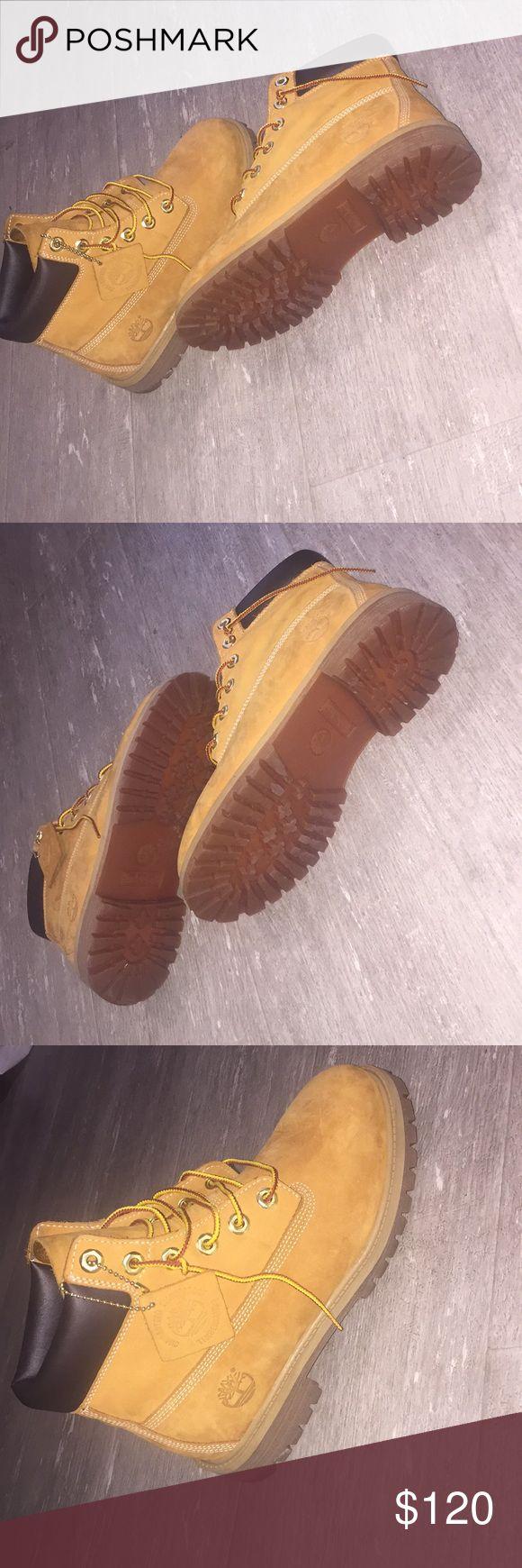 Timberland Boots Wheat Timberland Boots, Waterproof, Brand New Timberland Shoes Winter & Rain Boots