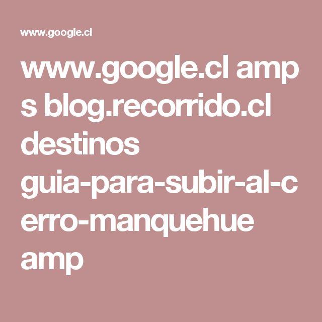 www.google.cl amp s blog.recorrido.cl destinos guia-para-subir-al-cerro-manquehue amp