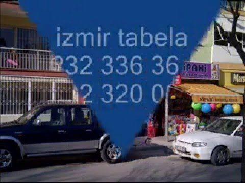 izmir tabelacı — İzmir totem tabela