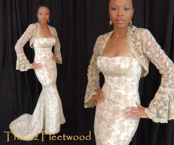 Therez Fleetwood Wedding Gowns: 370 Best Images About African/ African American Weddings