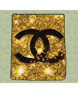 Chanel glitter gold new hot custom CUSTOM BLANK... - $27.00 - $35.00
