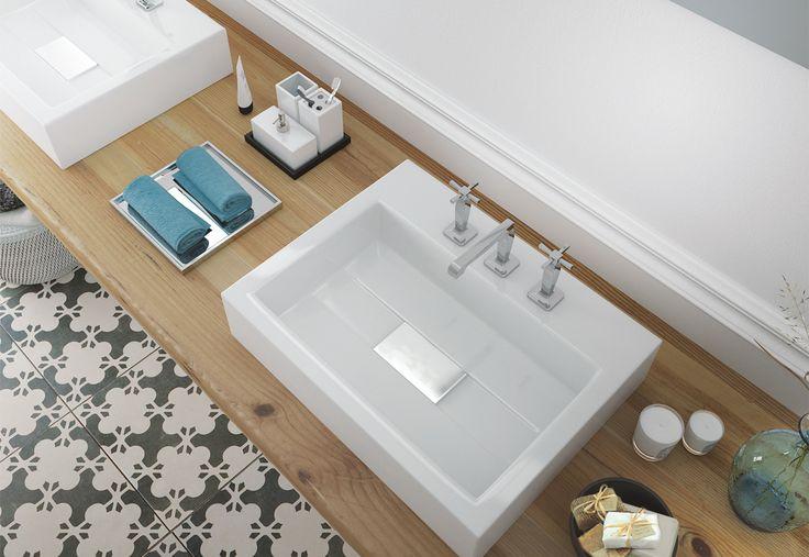 FINESSE washbasin