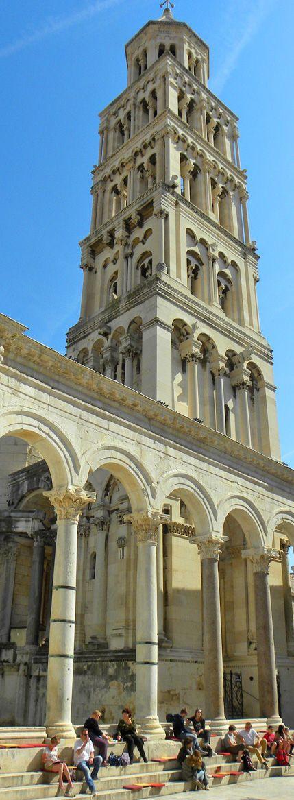 Diocletian's palace, Split, Croatia: http://bbqboy.net/highlights-visit-diocletians-palace-split-croatia/ #split #croatia