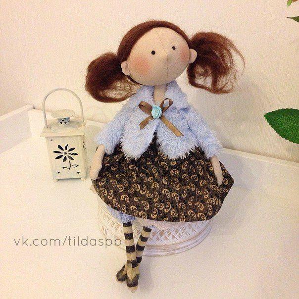 Tilda Doll (SPb) / Buy a toy's photos handmade | 206 photos | VK