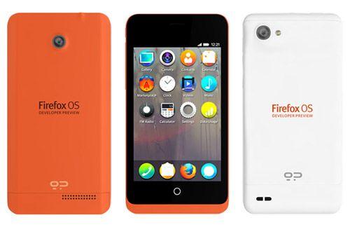 Reto al duopolio celular: aparecen primeros Smartphone con sistema operativo Firefox OS