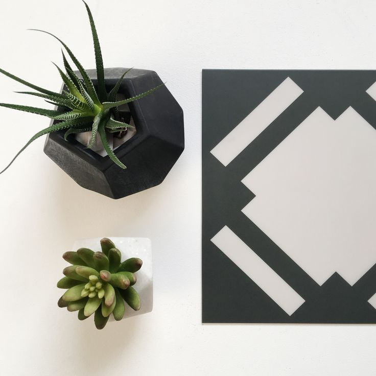 If (like us) you're struggling to keep your New Year's resolutions, we've decided that now spring has arrived March is the month to start afresh and embrace the concept of 'Tidy Home, Tidy Mind!' - Neisha Crosland Check Vinyl Tile in Slate from Harvey Maria. http://blog.harveymaria.co.uk/best-flooring/floors-for-thought-tidy-home-tidy-mind/