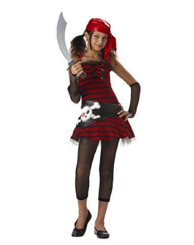 Haley's Halloween costume...where did our little girl go?!?