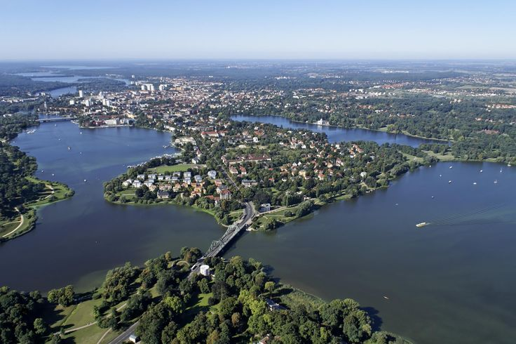 Potsdam distinguishes itself by its high standard of living and recreational opportunities. In addition toattractive housing areas, this is especially due to the many historical and newly created parks. The tree-filled city also has a beautiful riverside footpath alongthe river Havel. Since 2003 the districts Marquardt, Uetz-Paaren, Fahrland, Neu Fahrland, Satzkorn, Golm and Groß Glienicke have been annexed to Potsdam. Since 1993 the districts Eiche and Grube have been partof the…
