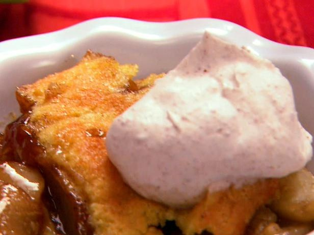 Gina's Pear and Apple Cobbler | Recipe