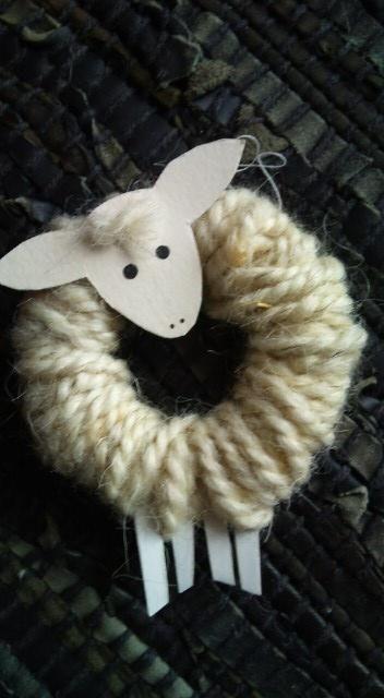 sweet Christmas lamb