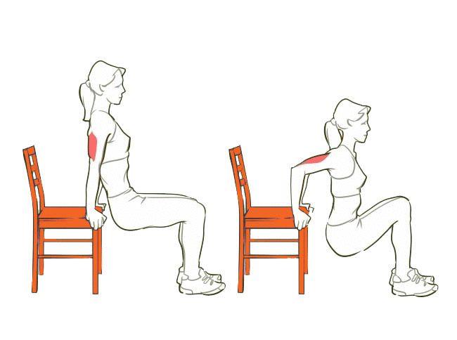 Con l'avanzare dell'età e in assenza di esercizio fisico costante, anche le braccia, al pari di gambe e glutei, vanno incontro ad un rilassamento dei tessuti che le fa appariremolli e flaccide nella parte interna. Non è il caso di buttarsi giù: il rilassamento dei tessuti è del tutto normal...