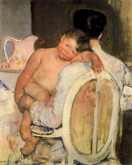19270. Мэри Кассат
