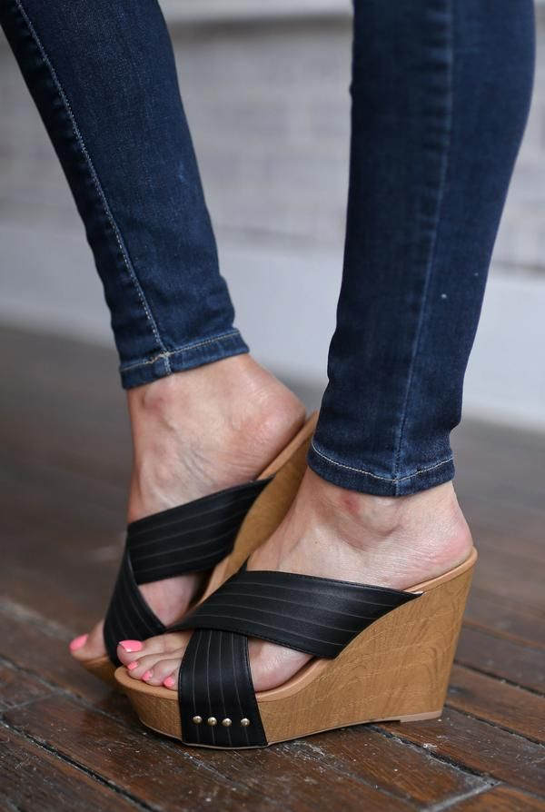 Foot foot leather sexy