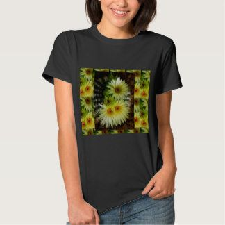FRESH look CACTUS CACTI Flower Show: Greetings T Shirts