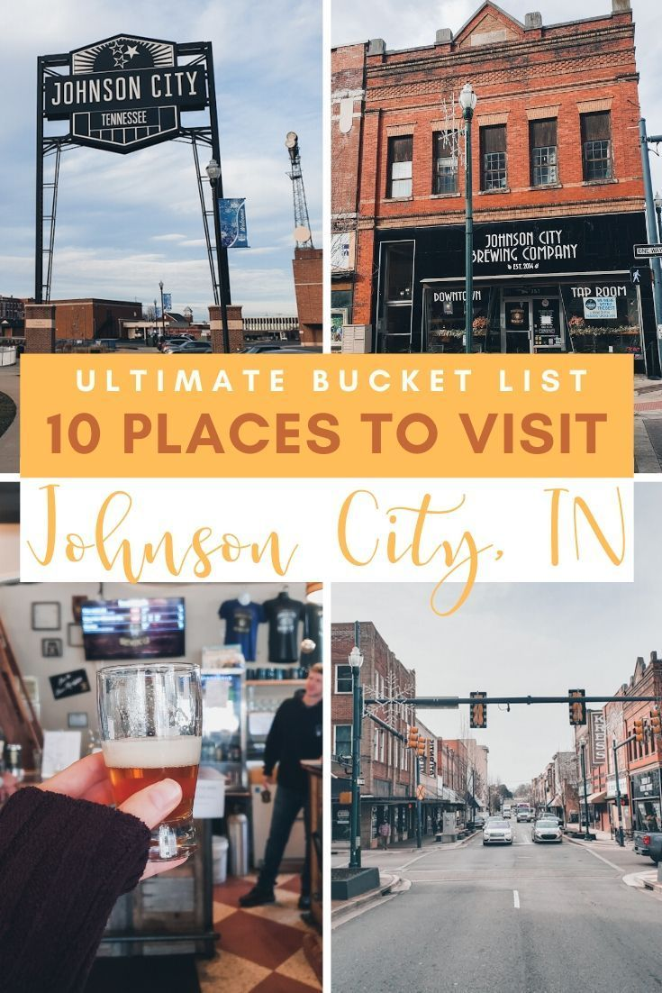 10 Best Things To Do In Johnson City Tennessee In 2020 Johnson City Tennessee Johnson City Tennessee