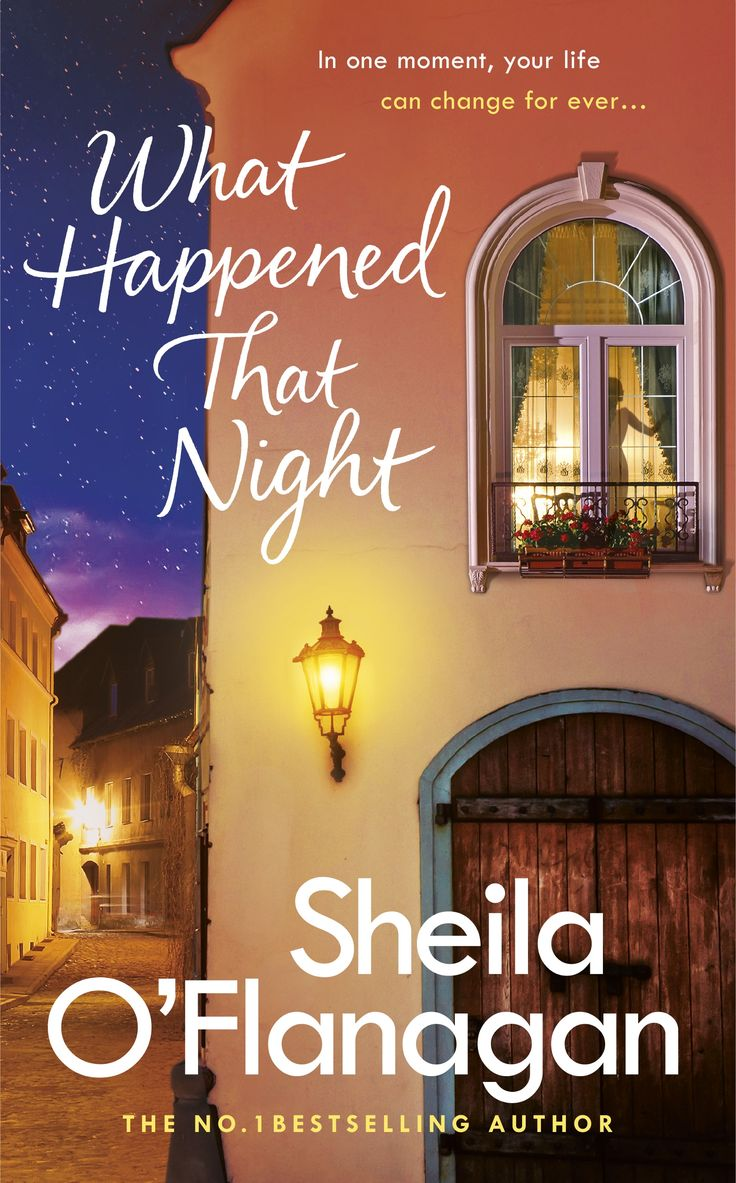 What Happened That Night by Sheila O'Flanagan #amreading #books