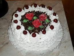 Image result for feketeerdő torta