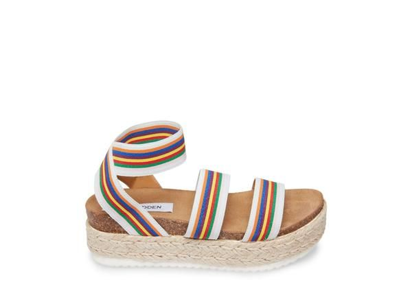 1bbcd15ef79 Kimmie rainbow multi in 2019 | Shoes | Shoes, Rainbow sandals, Sandals