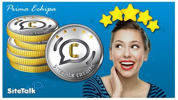 LOYALTY / REWARD PROGRAM The Sitetalk loyalty/reward program will be greatly enhanced within September which we believe will contribute to a massive increase of activity from the Members on Sitetalk.  www.SiteTalk.com/PrimaEchipa .