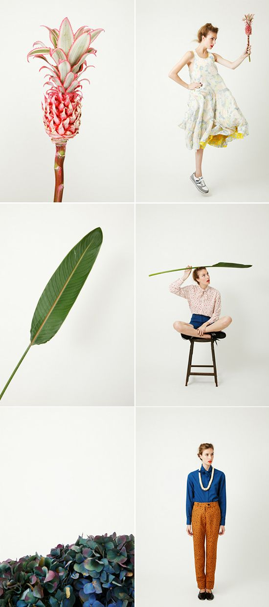 creatures-lookbook-layout via @Bri Emery