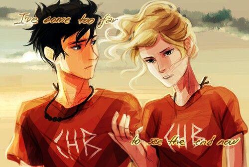 Percy Jackson & Annabeth Chase