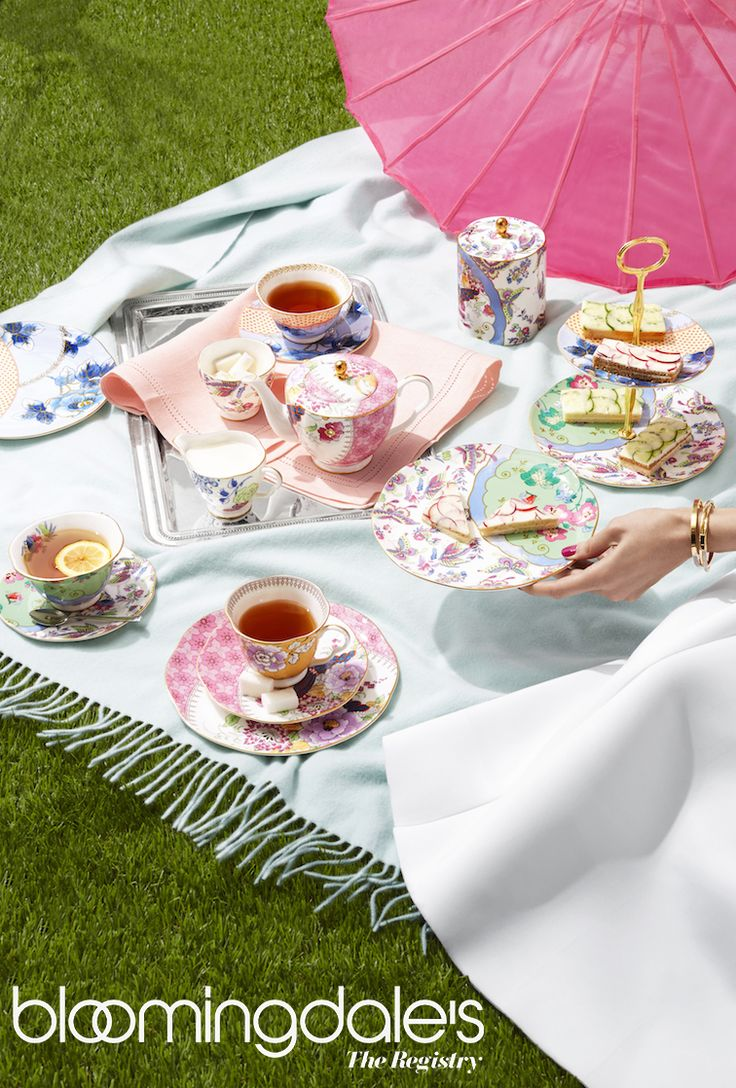 How to Make the Perfect Cup of Tea from #Wedgwood 1. Bring fresh water to a boil. 2. Warm the teapot with hot water. 3. Add a teabag or measure loose tea to pot or cup. 4. Bring water to full boil and pour over tea. 5. Steep for 3-5 minutes. 6. Remove tea leaves or bag. 7. Add lemon or milk... 8. Enjoy! Start your registry today at Bloomingdale's and let our wedding specialists help you find the perfect tea set.