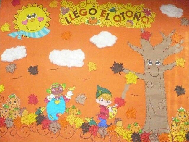 Periódico mural OCTUBRE