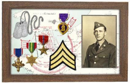 Seven Ideas for Military Shadow Boxes