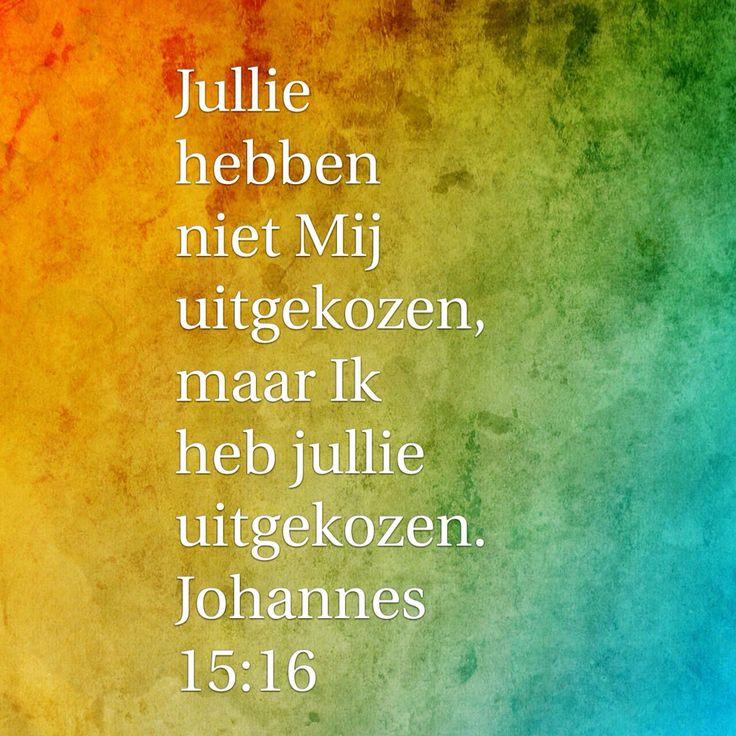 Joh. 15:16